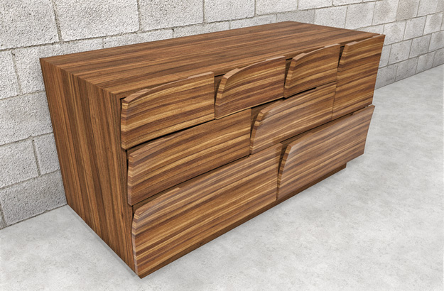 Gale_Dresser01 © Chris Bozzelli, RA
